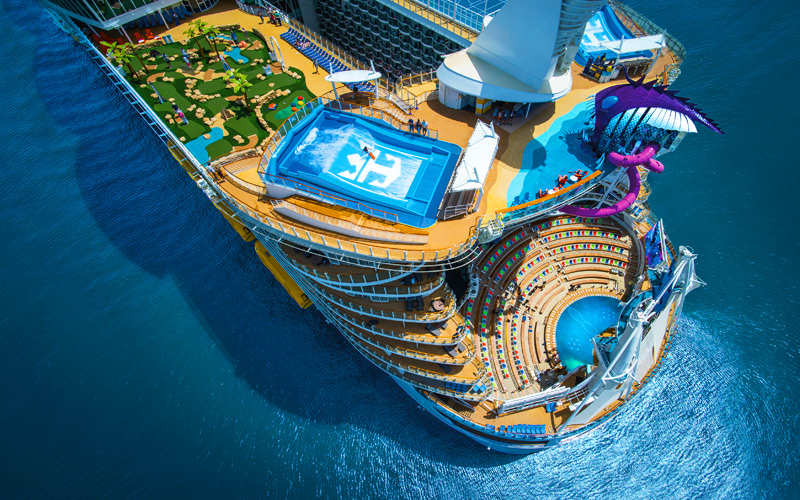Newest Royal Caribbean Cruise Ship – Symphony of the Seas